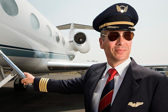 Капитан самолета