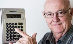 Как рассчитать пенсию самому по инвалидности стоимость пенсионного балла за 2015