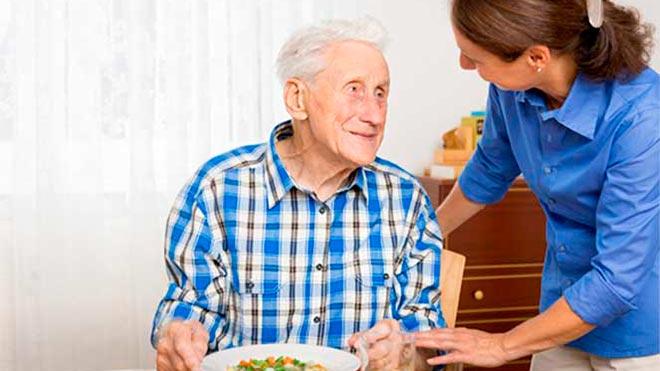 Уход за пожилым