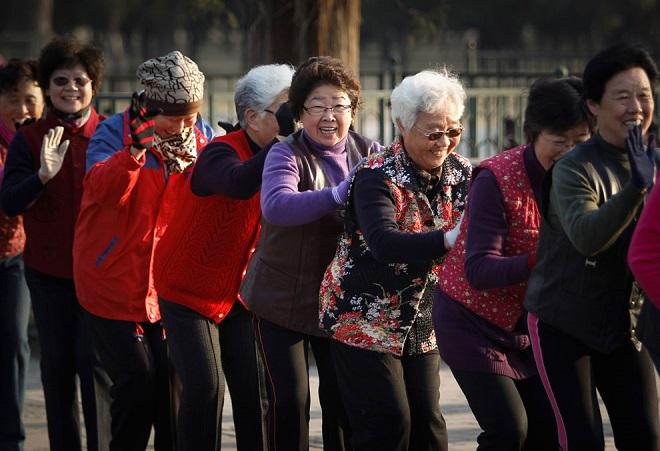Есть ли пенсия по старости в Китае