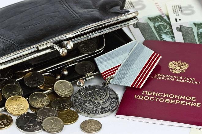 Как рассчитать вторую пенсию для военных пенсионеров