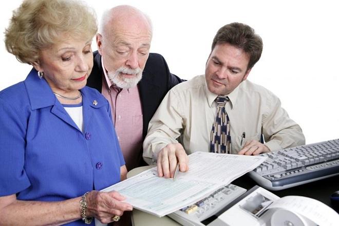 Налог на пенсию в России