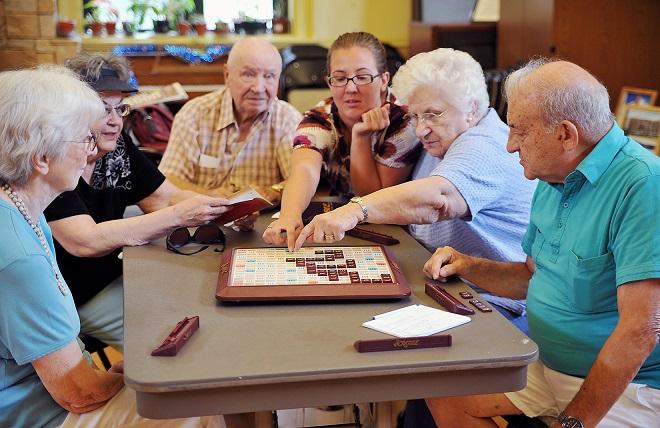 Занятия для пенсионеров