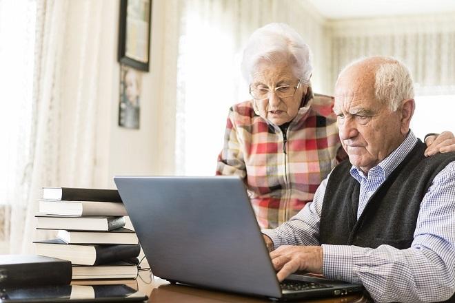 Работающий и неработающий пенсионер