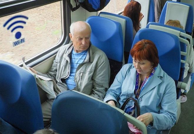 Льготы для пенсионеров на проезд в электричках